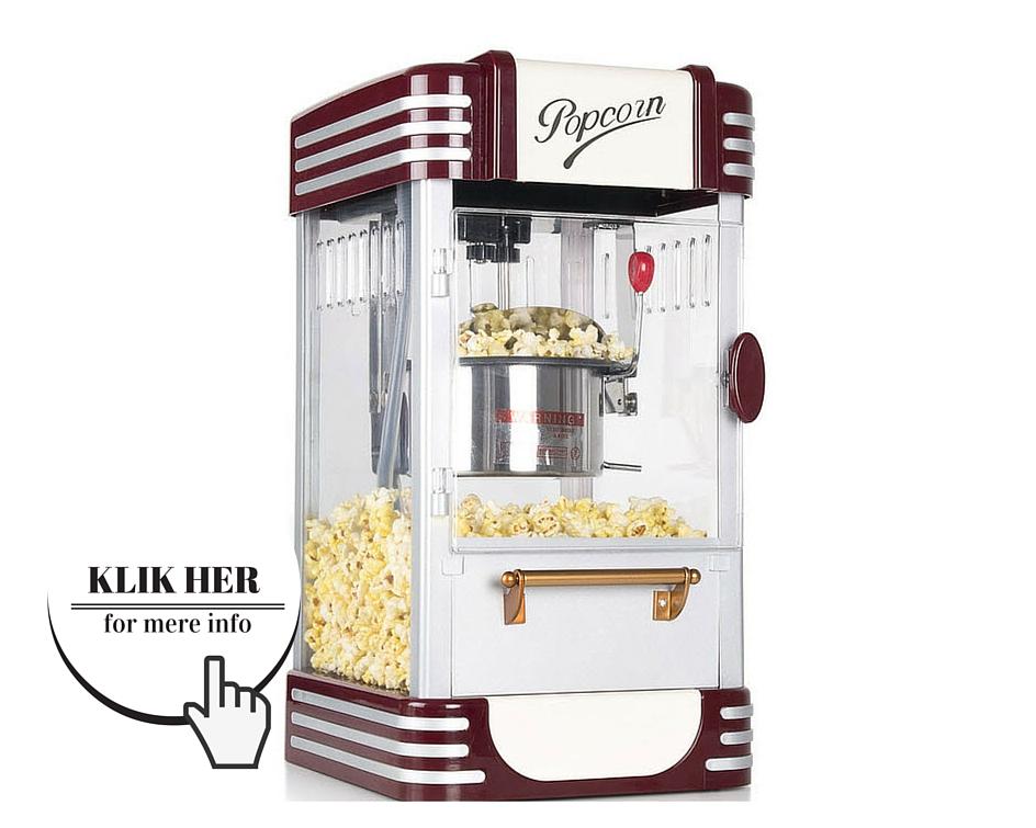 Top 10 sjove julegaver 2018 popcornmaskine ønsker til jul