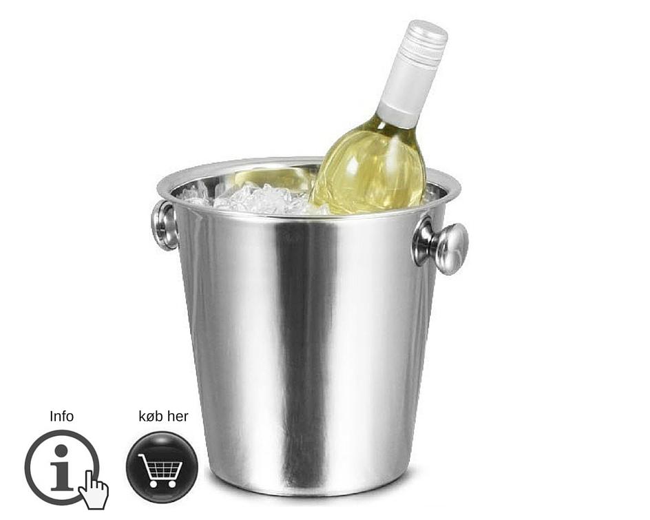 Vinkøler: 5 vinkølere der holder vinen kold til sommer klassisk vinkøler