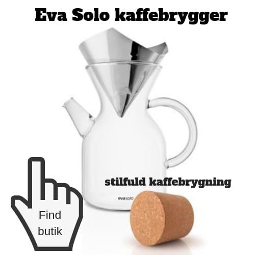 Eva Solo kaffebrygger kaffegave
