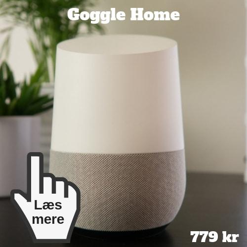 Google home årets gave