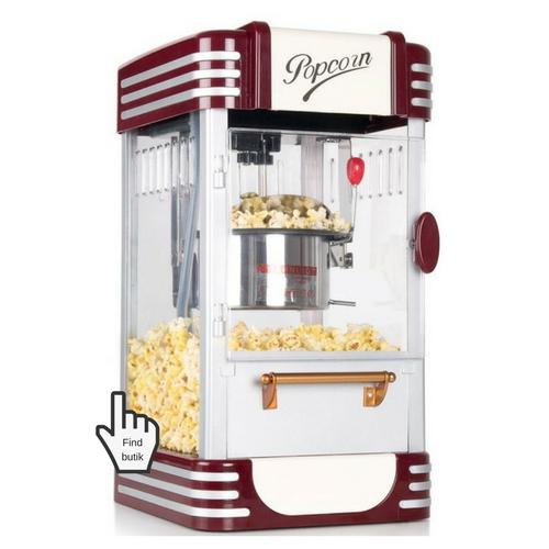 Gaveideer til teenager popcorn-maskine gave til tweens - gave til 12 årig dreng