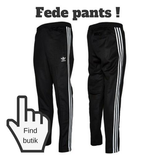 Fede pants til teenage-drenge