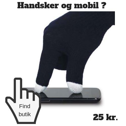 mandegaver handsker mobil