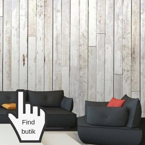 wallsticker fototapet natur overførsel af billedet til væg