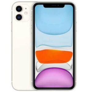 hvid iPhone 11 officielle billede
