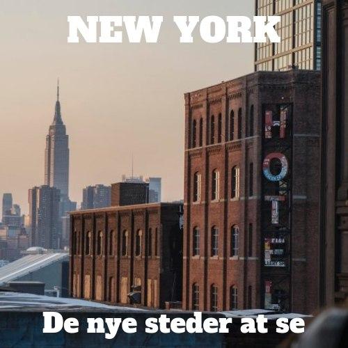 New York hemmelige steder - Utraditionelle rejsetips