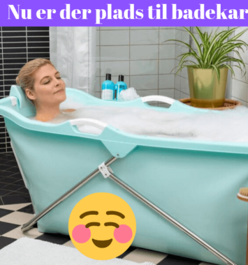 badekar julegave