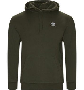 Adidas hoodie (grøn)
