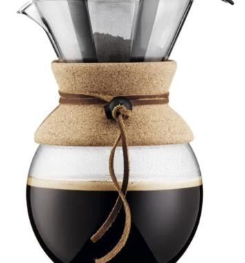 kaffebrygger pour over