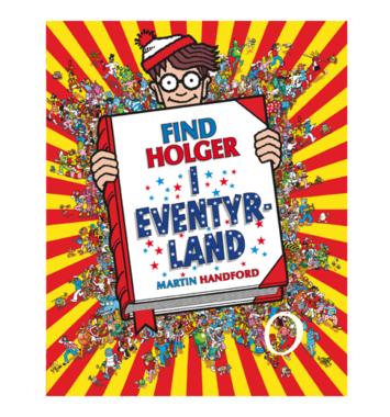 Find Holger bog til boern