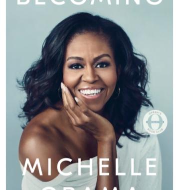 bog af Michelle Obama