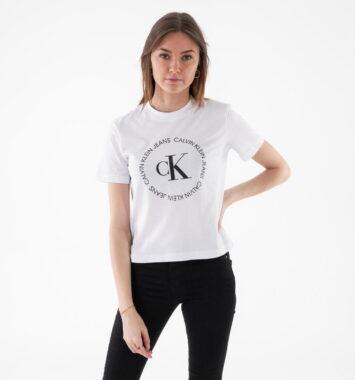 Hvid t-shirt til kvinder