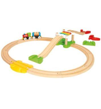Togbane til barnet
