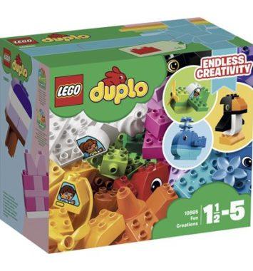 Duplo legetøj til barnet