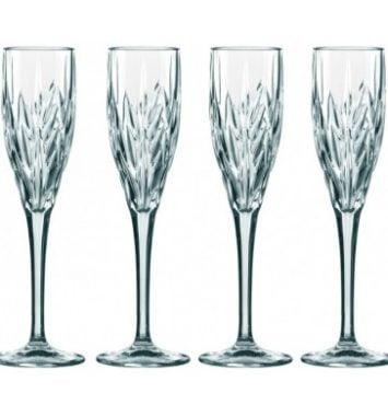 Champagneglas til hyggen