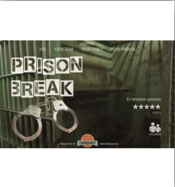 escape room prison break kobenhavn