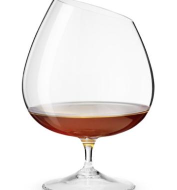 Cognacglas til far