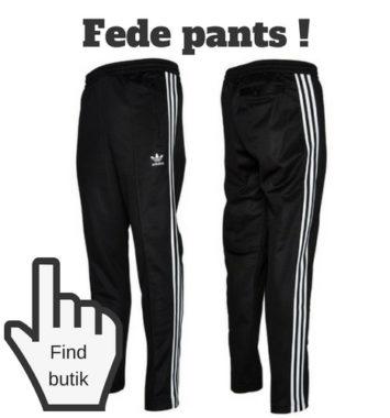 Fede pants til teenage-drenge og piger