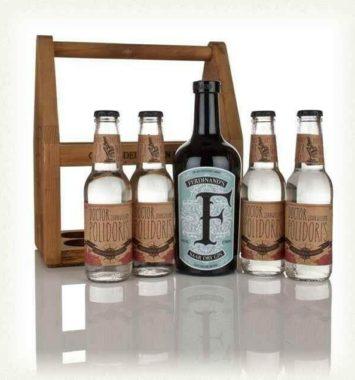 ferdinands gin og tonic