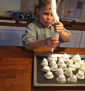 Flødebollekursus - Hos det søde liv