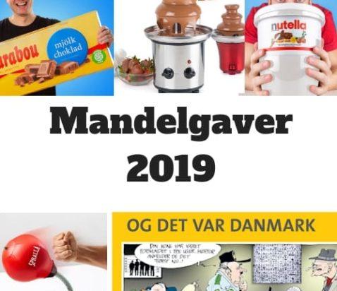 Forslag til mandelgave ide til mandelgave årets mandelgaveide 2019