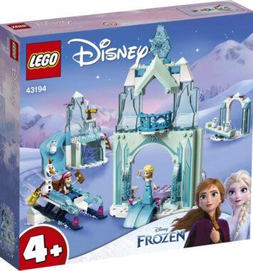 LEGO frost ELsa vinterlandsskab