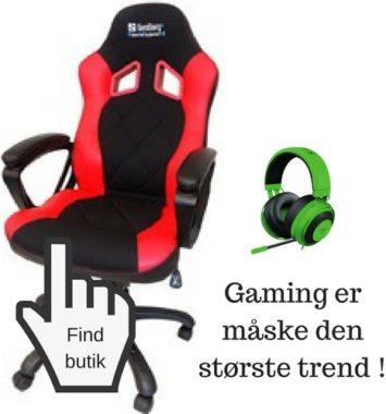 Gaming gaver og udstyr til teenager
