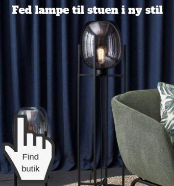 Gave til hjemmet lampe