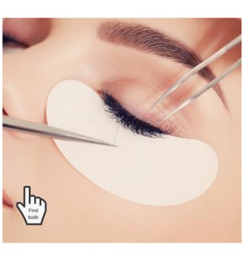 Få øjenvipperne forlænget med Eyelash