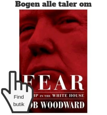 Gaveideer til mænd bestseller bog trump