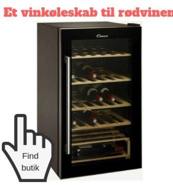 Gaveideer til mand der kan lide rødvin
