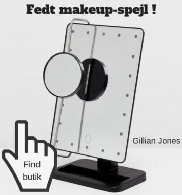 spejl til makeup'