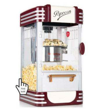 Gaveideer til teenager popcorn-maskine
