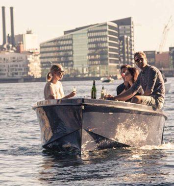 Goboat - en sejltur i København