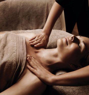 massage til gravid