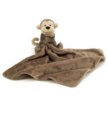 baby nusseklud med bamse