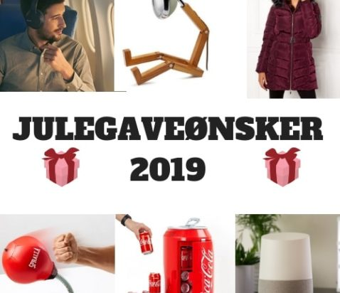Julegaveønsker juleønsker julegaveideer 2019
