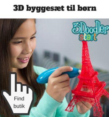 Julegaver til børn 3D