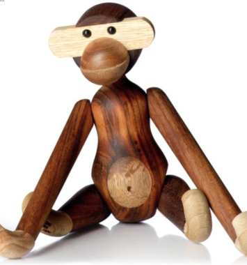 Kay Bojesen abe som gave til bryllup