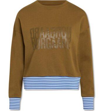 Mads-Noergaard-Tilvina-P-Organic-Sweatshirt-Breen