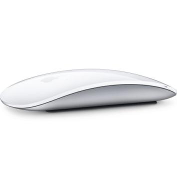 Hvid Apple magic mouse