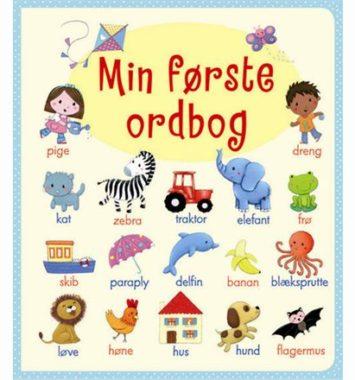 Min første ordbog til 1 årig barn