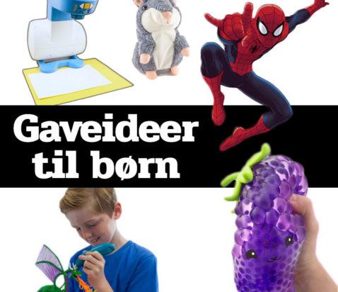 gaveideer til børn