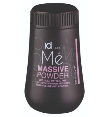 id hair me massive powder