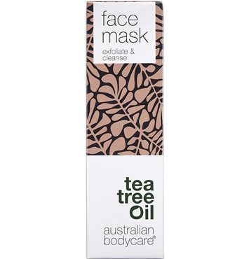tea tree oil ansigtsmaske