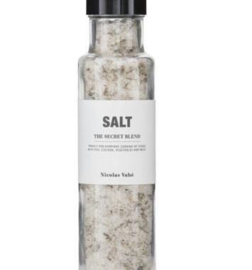 saltblandning til madlavning