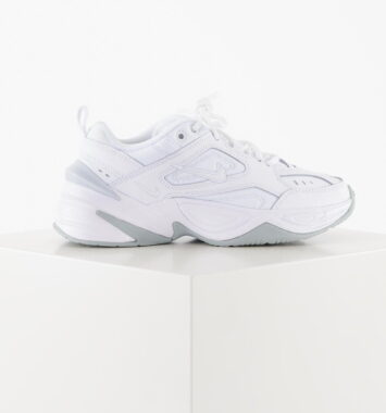 Hvid nike sneaker
