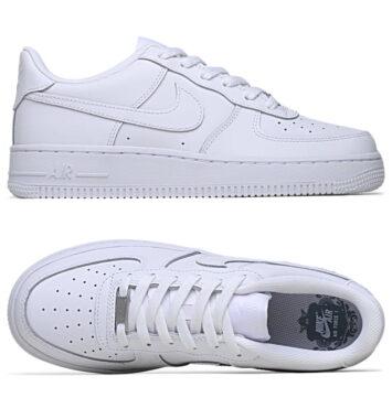 Nike Airforce 1 til teenagere