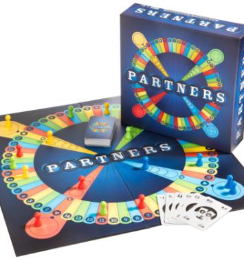 Partners brætspil 4 personer