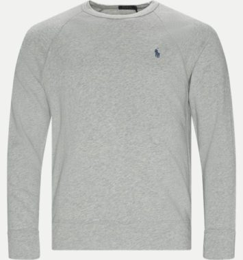 polo graa sweatshirt til maend